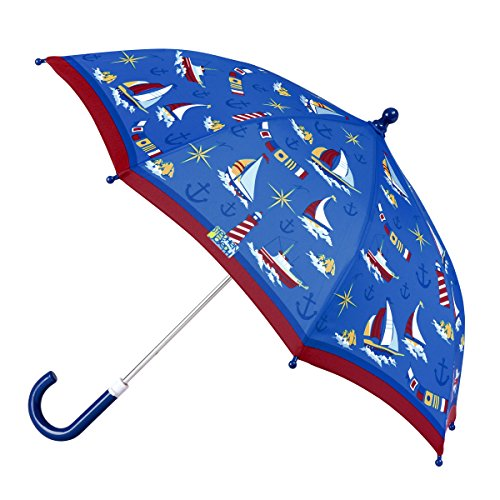 Stephen Joseph All Over Print Umbrella, Nautical by Stephen Joseph