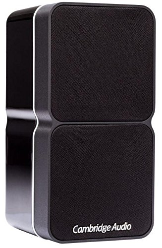 Cambridge Minx Min 22 Satellite Bookshelf Speaker - Each (Black) by Cambridge Audio