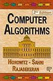 Computer Algorithms, Horowitz, Ellis and Sahni, Sartaj, 0929306414