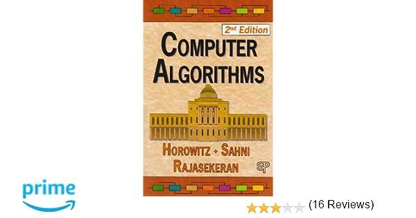Computer algorithms 9780929306414 computer science books computer algorithms 9780929306414 computer science books amazon fandeluxe Images