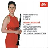 Music for Clarinet & Orchestra