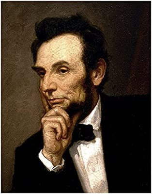 Official United States Presidential Portrait Series: ABRAHAM LINCOLN