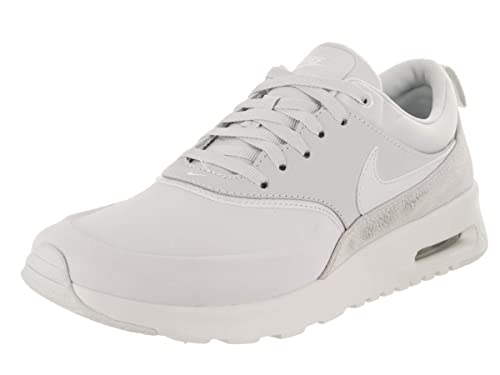 huge selection of 6817d 64113 Nike Wmns Air MAX Thea PRM, Zapatillas de Gimnasia para Mujer, Dorado Pure  Platinum Su 026, 42.5 EU  Amazon.es  Zapatos y complementos
