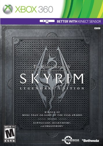 The Elder Scrolls V: Skyrim - Legendary Edition, XBOX - Ny Woodbury Outlets