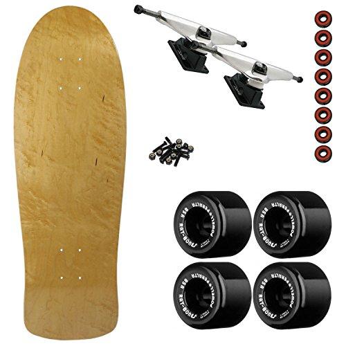 - Moose Old School Skateboard Complete 10