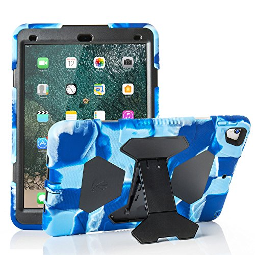 iPad Pro Case 10.5 ACEGUARDER Protective Rugged Case Cover w