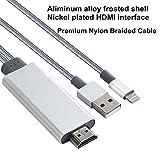 Lightning to HDMI, HDTV Adapter, Lightning