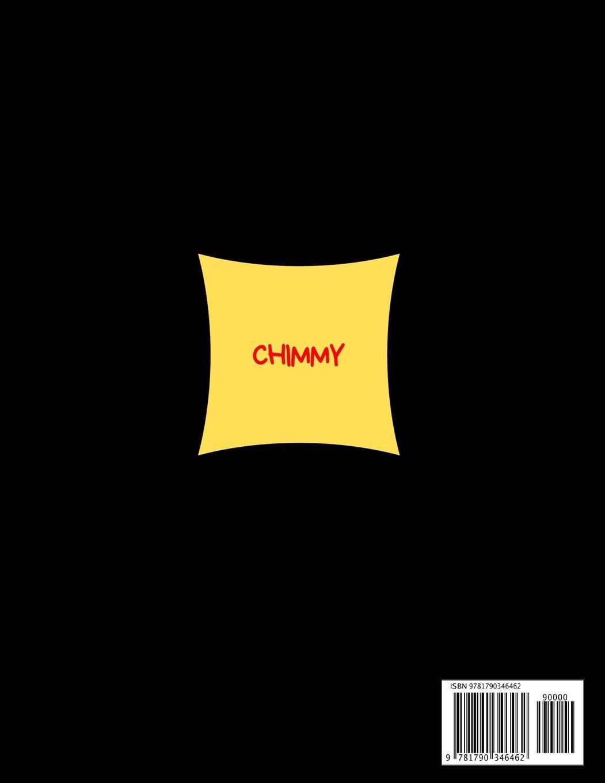 My Chimmy Agenda: Chimmy Society: 9781790346462: Amazon.com ...
