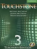 Touchstone Teacher's Edition 3 with Audio CD (Touchstones)