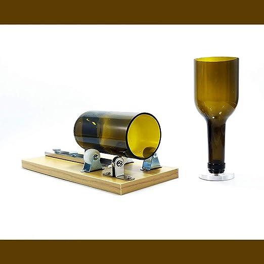 GuoYq Cortadores de Botellas de Vidrio, Kits de Herramientas para ...