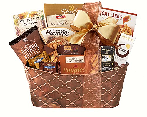 Godiva Cocoa and Chocolate Collection Gourmet Gathering, 3.32 Pound (Wine And Cheese Gift Baskets Delivery)