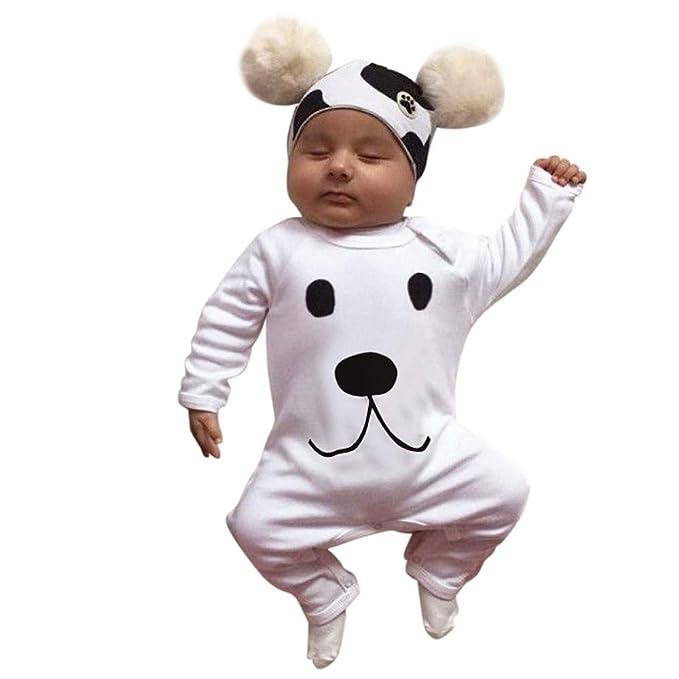 Amlaiworld Monos Bebé Recién Nacido Recién Nacido Infantil bebés ...