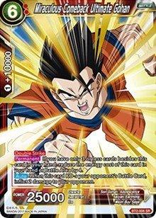 Amazon.com: Dragon Ball Super TCG - Miraculous Comeback ...