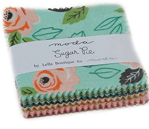 Quilt Fabric Charm - 8