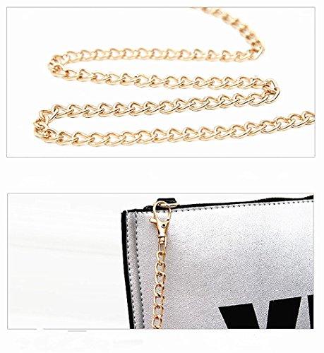 Yocome borsa del sacchetto della traversa del sacchetto della borsa della spalla della signora della novità 'SÌ'