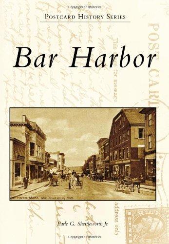 Bar Harbor (Postcard History)