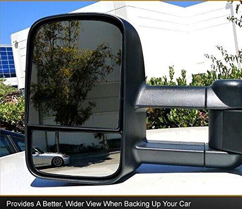 2001 Chevy Silverado Tow Mirrors