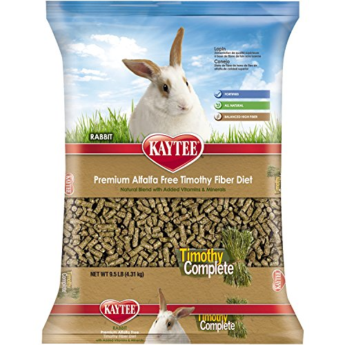Kaytee Timothy Complete Rabbit 9 5 lb product image