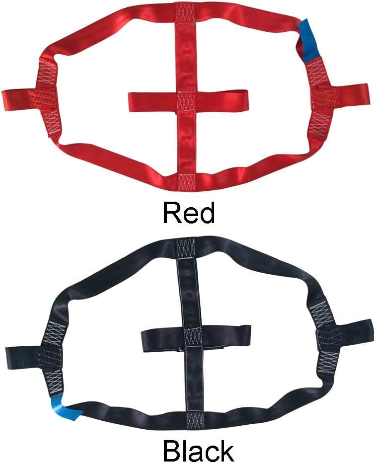 R/ückrad-Gurtband aus Polyester rot Festbindung Motorrad Free Size Bclaer72 Motorrad-R/ückrad-Gurt Hinterrad Zurrgurt f/ür Motorr/äder sicherer Motorrad-Transport Transportschloss