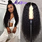 Maxine Glueless Water Wave Wig Brazilian Lace Front Wig Pre Plucked With Ba