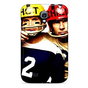 CharlesPoirier Samsung Galaxy S4 Protective Cell-phone Hard Covers Customized High-definition Red Hot Chili Peppers Pattern [lUO13287xIvg]