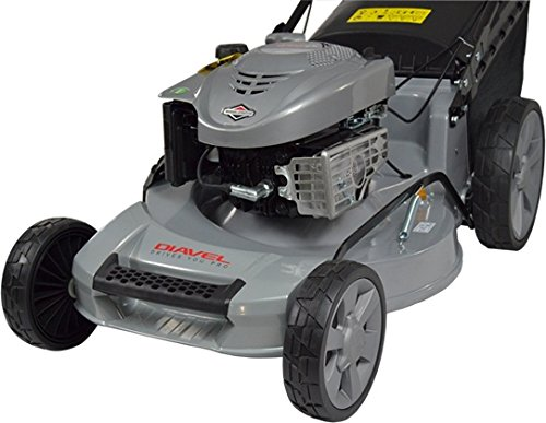 CORTACESPED ALUMINIO MOTOR BRIGGS&STRATTON 675EX READY START 190CC 6.0HP 53CM MULCHING: Amazon.es: Hogar