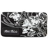Metal Mulisha Womens Serenade Wallet, Black, One Size, Bags Central