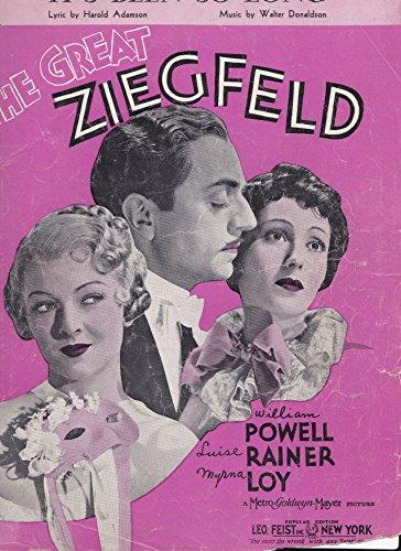 It's Been So Long (The Great Ziegfeld)