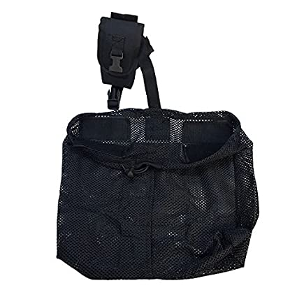 Image Unavailable. Image not available for. Color  VooDoo Tactical Mesh  Military Helmet Bag Dump Pouch ... 1501915e7b198