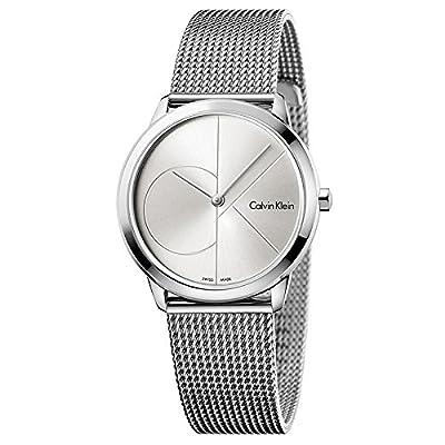 Calvin Klein Unisex Minimal Watch - K3M2212Z