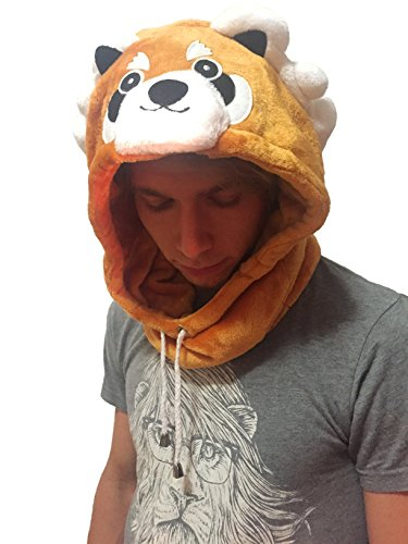 OneSquare Animal Hood Onesie/Hat - Costume, Cosplay,