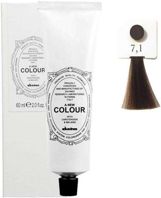Davines Tinte Tono 7.1-60 ml: Amazon.es: Belleza