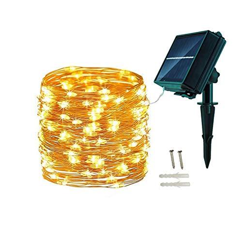 Solar LED Lichterkette für Aussen und Innen