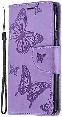 iPhone 11 Pro Flip Case, Cover for iPhone 11 Pro Leather Card Holders Wallet case Extra-Protective Business Kickstand with Free Waterproof-Bag Business