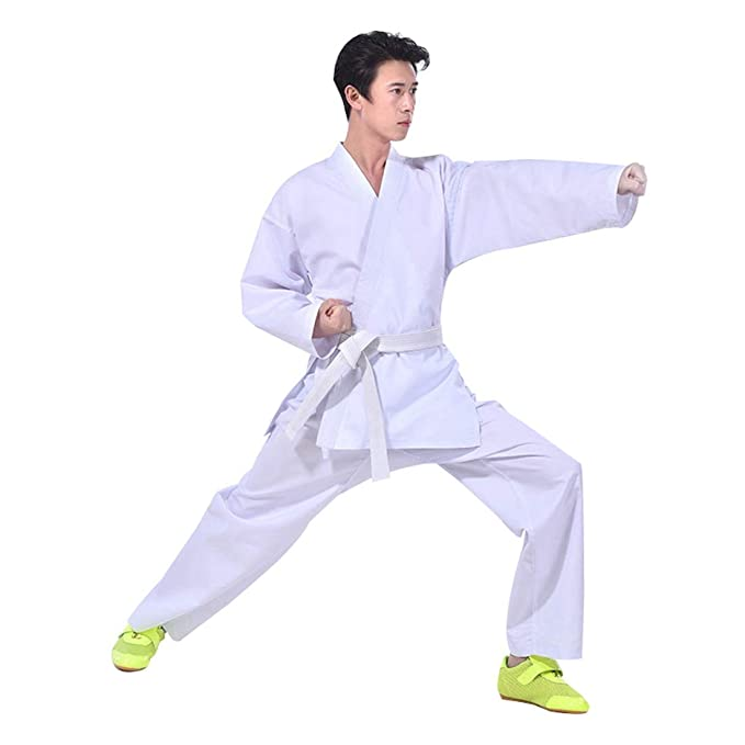Amazon.com: Freahap Karate Uniform Taekwondo Traje para ...