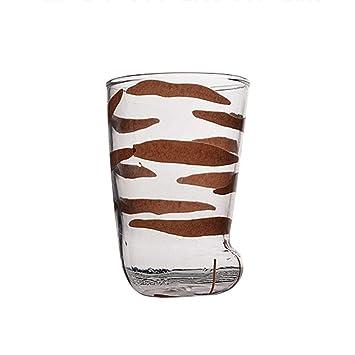 Cat Paw Cup Paw Cup - Copa Premium Premium de Leche Dulce de Doble Capa,
