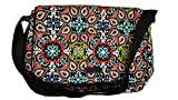 Vera Bradley Laptop Messenger Crossbody Bag