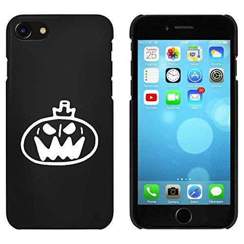 Noir 'Halloween Citrouille' étui / housse pour iPhone 7 (MC00085782)