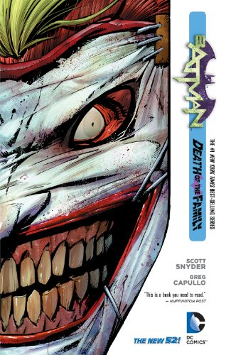 Batman Vol. 3: Death of the Family (The New 52) (Batman Graphic Novel)