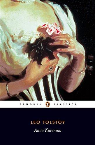 Anna Karenina (Penguin Classics) by Leo Tolstoy (2003-01-30)