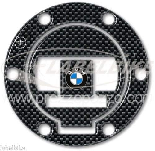 Protection 3D Bouchon du R/éservoir Compatible avec BMW /à partir de 2013 Carbone