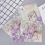 WallyE Graphic Patterns Decoupage Paper