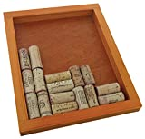 "The Big Easy Wine Accessories W741 Wine Cork Board Kit, 16"" x 16"""