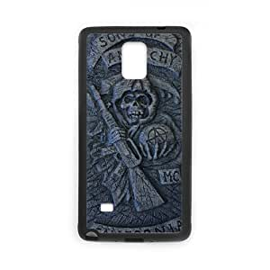 Sons of Anarchy for Samsung Galaxy Note 4 Cell Phone Case & Custom Phone Case Cover R54A650256