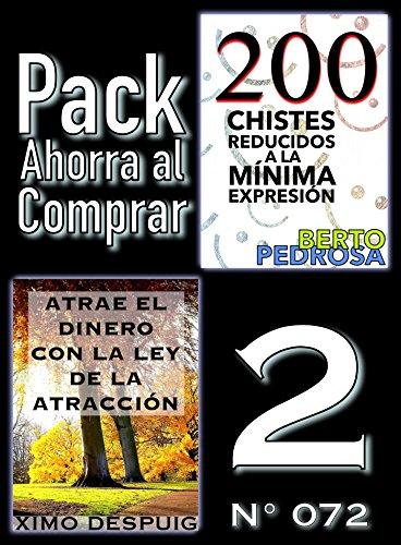 Pack Ahorra al Comprar 2 (Nº 072): Atrae el dinero con la ley