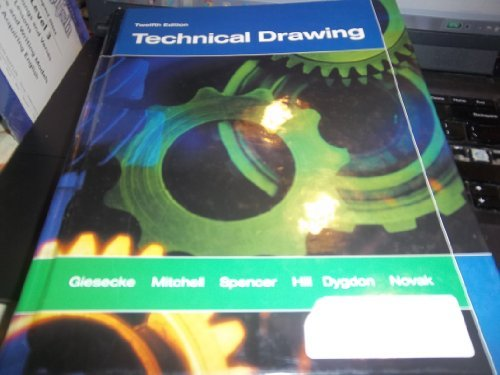 Technical Drawing School Binding (12th Edition)