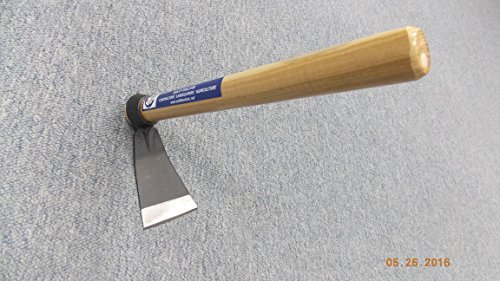 Solidtools Forged Adze Hoe (Broad Axe)