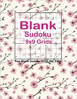 blank sudoku 9x9 grids two blank sudoku grids per page blank sudoku