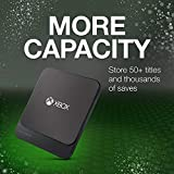Seagate Game Drive for Xbox 1TB SSD External