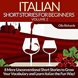 Italian Short Stories for Beginners, Volume 2 [Italian Edition]